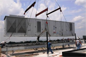 Custom Built HVAC solutions and Package DX Units